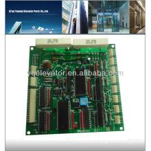 fujitec elevator parts, control panel for lift, lift control board BC11