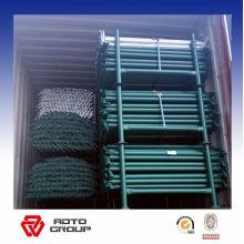 échafaudage en acier kwikstage système d'échafaudage AS / NZ standard