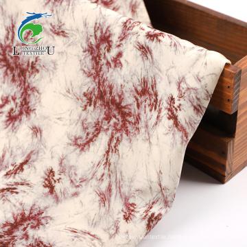 Cashmere Chiffon Printing Filament Fabric