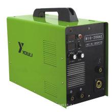 Máquina de soldadura IGBT MIG / MAG MIG-200AI do inversor