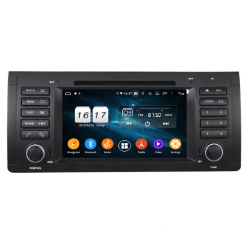 Android auto dvd head-unit voor BMW E53