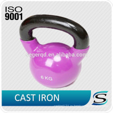 красочный виниловым покрытием чайник колокольчик
