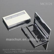 MC5129 avec palette 3 palmes / palette d'emballage