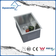 Hand-Made Undermount Stainless Steel Kitchen Sink (ACS1520A1)