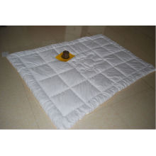 New Design Luxury Rabbit Hair Quilt From China