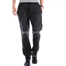 Deporte diseño activo pantalones de chándal salto alto funcionamiento gimnasio pantalones para los hombres