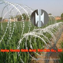 Concertina Wire / Razor Barbed Wire /Galvanized Razor Wire / PVC coated razor wire / barbed wire ---- 30 years factory