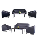 Dious office sofa recliner leisure sofa whole set 1+1+3 couch living room sofa