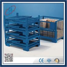 Warehouse Metal Wire Mesh Basket