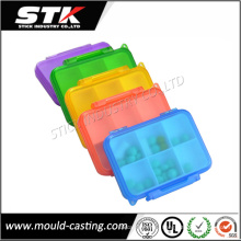 Китай Пластичная Прессформа Впрыски Прозрачной Пластиковой Коробке Медицины