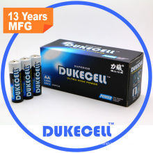 All Kinds of Dry Batteries AA Lr6 Alkaline Battery