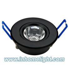 Lampe de plafonnier ronde LED lumière intérieure