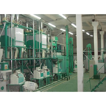 Wheat Flour Machine 30-60ton / d