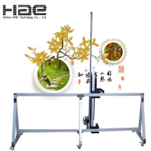Mural Art Wall Decal Printing Machine System