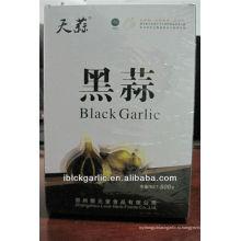 Чёрный чеснок --- Смягчающая и разглаживающая кожа