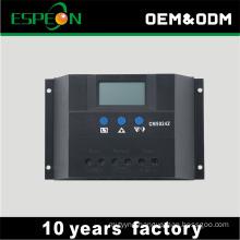 Off grid 50A auto 12V 24V 48V PWM high efficiency solar energy controller