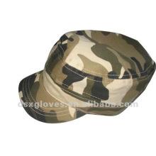 twill camo army cap