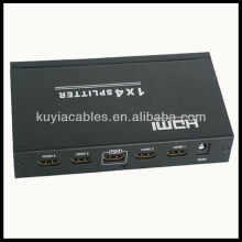 New HDMI 4 port Splitter With 3D Support