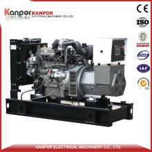 Water Cooled Yanmar Generating Sets Open Silent Soundproof Diesel Power Generator
