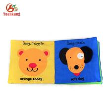 Custom Lovely Educational Baby Fabric Book