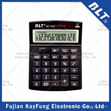 12 разрядов настольный Калькулятор для дома и офиса (БО-1102)