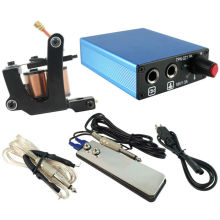 PS104008 Chinese Mini Tattoo Kits with 1 Machine Gun and Power Supply