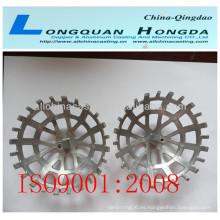 Repuestos de piezas de recambio de tractores de agricultura, piezas de recambio de máquinas de China