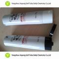 Tube pliable en aluminium & emballages cosmétiques en plastique pour l'huile de menthe