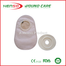 HENSO Medical Colostomie Bag com anel
