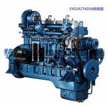 G128 Engine, , 365kw, Shanghai Dongfeng Diesel Engine for Generator Set