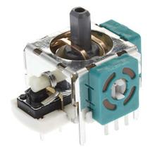 Pegas de furação analógica 3D Peças de reparo de sensores Pega de joystick para controlador XBOX 360