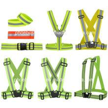 Reflective Safety Belt En13356 Standard