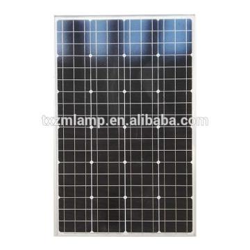 neuer angekommener yangzhou PV-Sonnenkollektorpreis / 12v 100w Sonnenkollektorpreis