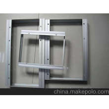 Extruded Aluminum Solar Panel Frame Profiles