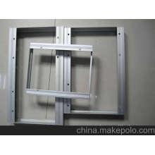 Extruded Aluminum Solar Panel Frame Profiles