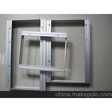Extrudierte Aluminium-Solarmodul-Rahmenprofile