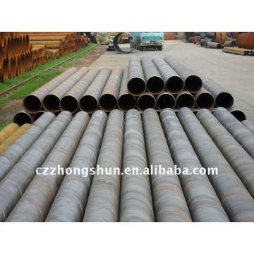 X42/X52/X60 Spiral Steel Pipe/API 5L Gr.B SSAW Pipe
