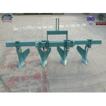Preço de fábrica Plough Ridging Implementar Arado Tractro Ridger para Venda