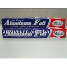 feuille d'aluminium ménager pour l'emballage