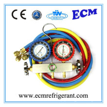 refrigerant manifold pressure gauges used for r134a gas