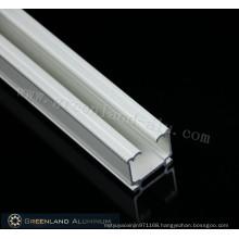 High Quality White Aluminum Window Blind Head Track