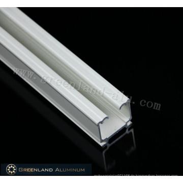 Hochwertige weiße Aluminium-Rollo-Kopfschiene