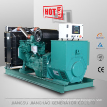 With cummins engine 6BTAA5.9-G2,120kw silent electric diesel generator