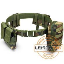 Militärischer Gürtel mit Beutel mit 1000D wasserdichtem Nylon zusammengesetztes Material ausgekleidet