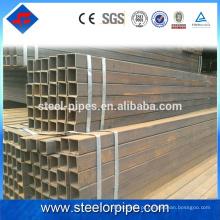 Produtos quentes vendidos q195 tubo quadrado de aço