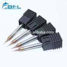 Фрезы BFL из карбида 2 с микро-диаметром и фрезами Mill0.1mm