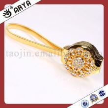 Gold Vorhang Magnetische Clips Magnetischer Raffhalter für Vorhang