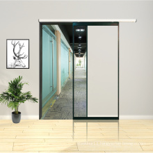 APP control debugging magnetic automatic sensor glass sliding door operators