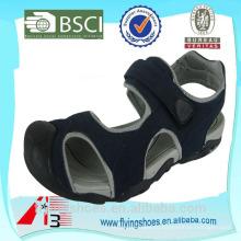 Китай оптовая сандалии Высокое качество 2015 мужчин кожаные сандалии