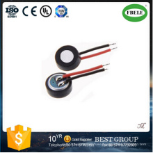 Emb4015al 4mm Omnidirectional Waterproof Electret Condenser Microphone with Wire (FBELE)
